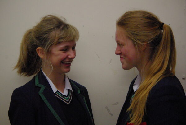 """""""We take part in many clubs and activities at St. Anthony's, and we have made brilliant time."""""""